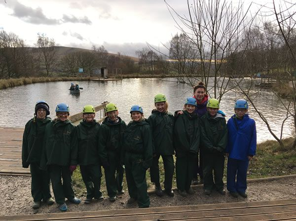 Year 6 residential trip to Robin Wood - January 2019 7