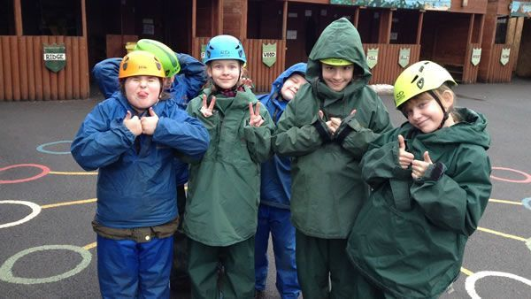 Year 6's residential trip to the Robin Wood centre 11
