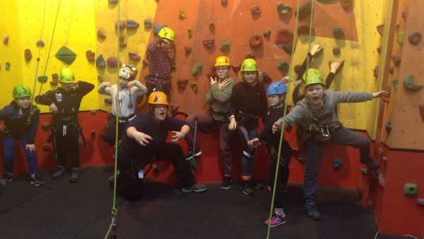 Year 6's residential trip to the Robin Wood centre 16