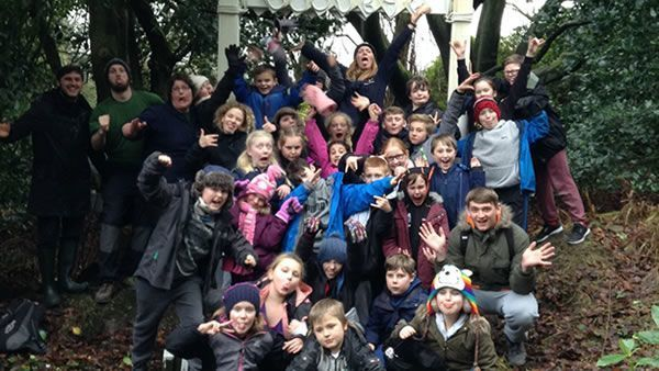 Year 6's residential trip to the Robin Wood centre 17