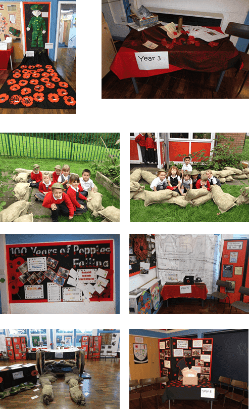 XII Apostles have been busy learning about the lives of those who fought in World War 1
